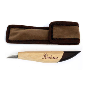 Suport cuțit de sculptat