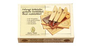 Set cutite sculptura Udvarhely in cutie carton